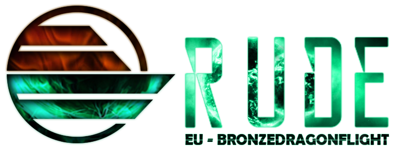 Rude - Bronze Dragonflight EU - Horde - World of Warcraft